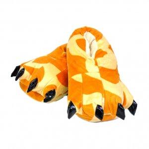 Тапочки для кигуруми жираф