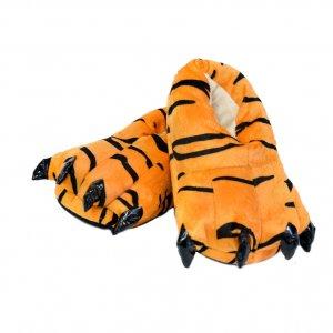 Тапочки для кигуруми тигра