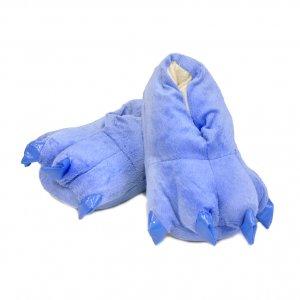 Тапочки для кигуруми голубые