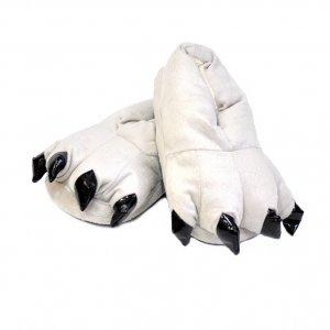 Тапочки для кигуруми серые
