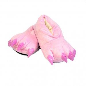 Тапочки для кигуруми светло-розовые