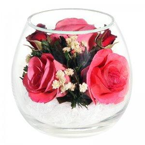 Композиция из розовых роз (BmiRp)