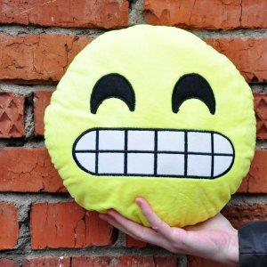 "Подушка Emoji ""Awkward Emoji"" 27 см"