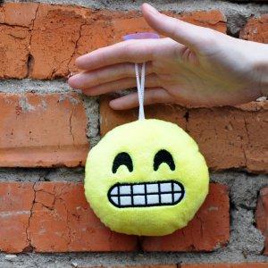 """Игрушка-смайлик Emoji """"Awkward Emoji"""" 11 см на присоске"""