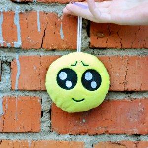 """Игрушка-смайлик Emoji """"Nyan Emoji"""" 11 см на присоске"""