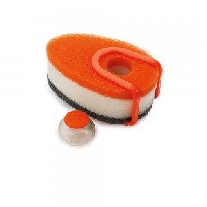 Набор губок с капсулой для моющего средства Soapy Sponge™ из 3 штук