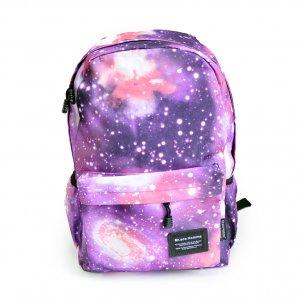 Рюкзак Mr Ace Homme Space фиолетовый