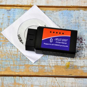 Адаптер для диагностики автомобиля OBD II ELM 327 Bluetooth