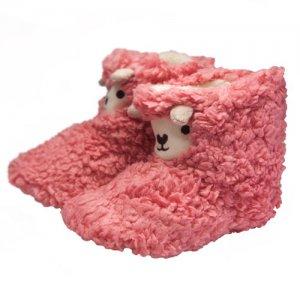 Тапочки Овечки (розовые)