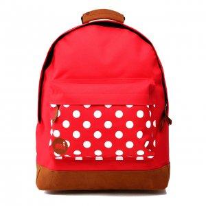 Рюкзак Mi-Pac Polkadot Bright Red