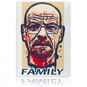 Обложка для паспорта Miusli Family