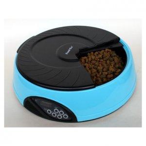 Автоматическая кормушка для кошек и собак с ЖК дисплеем