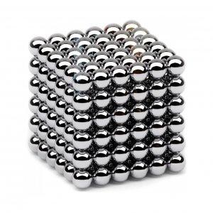 Neocube 5 мм 216 сфер металлик