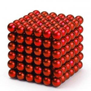 Neocube 5 мм 216 сфер красный