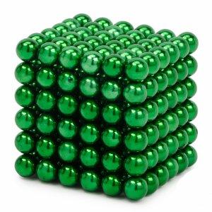 Neocube 5 мм 216 сфер зеленый