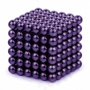 Neocube 5 мм 216 сфер фиолетовый