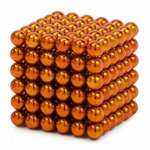 Neocube 5 мм 216 сфер оранжевый