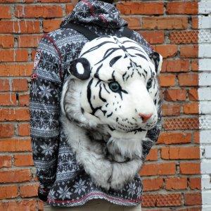 "Рюкзак ""Голова тигра"""