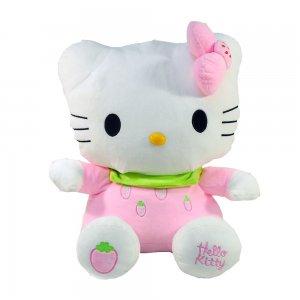 "Мягкая игрушка Hello Kitty ""С клубникой"""
