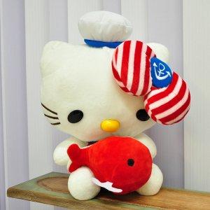 "Игрушка Hello Kitty ""С китом"" красный"