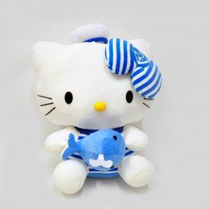 """Игрушка Hello Kitty """"С китом"""" синий"""