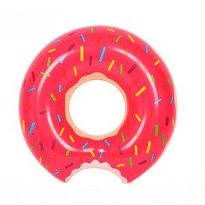 """Надувной круг """"Пончик"""" розовый"""