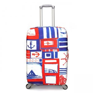 Чехол для чемодана Fancy Armor - Porto Franko