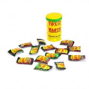 "Кислые конфеты Toxic Waste ""Yellow Drum"""