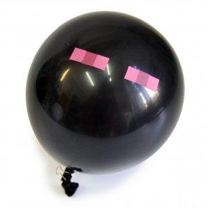 Воздушные шарики Майнкрафт/Minecraft Enderman Pink Eyes (5 шт)