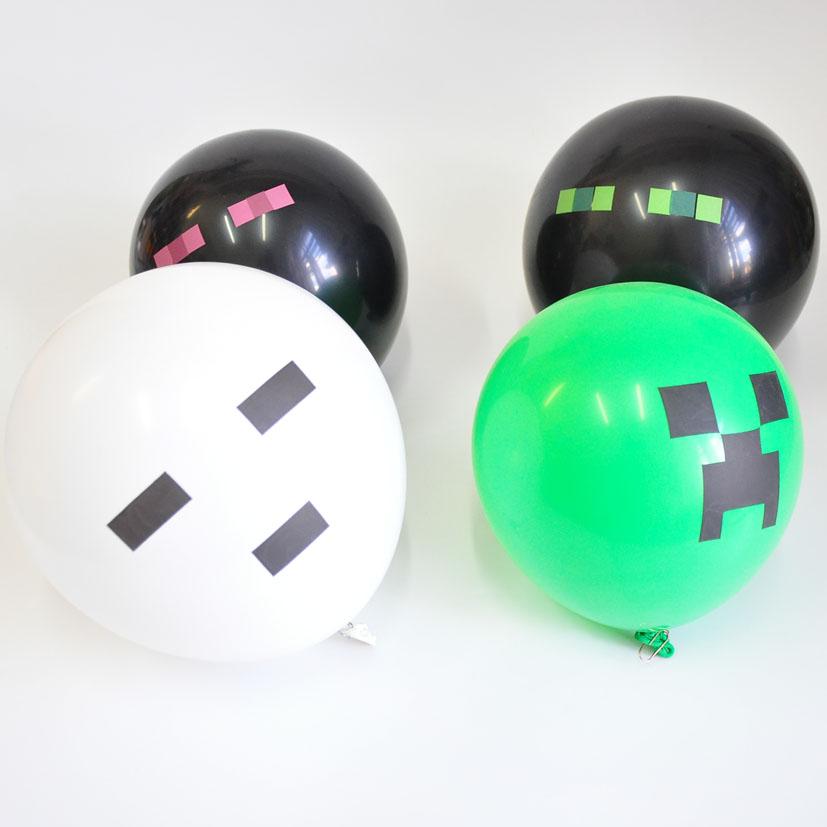 воздушные шары майнкрафт купить #6
