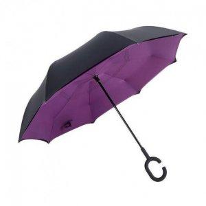 Зонт наоборот классический