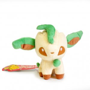 Мягкая игрушка Покемон Лифеон 15 см