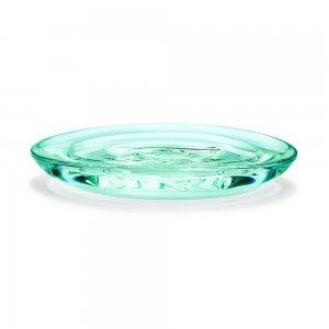 Мыльница Droplet зеленая