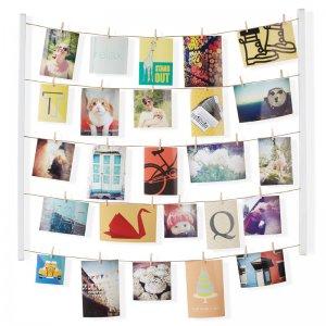 Панно с зажимами для 40 фотографий Hangit