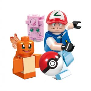 Мини-конструктор Покемоны (вариант 4)