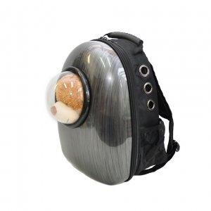 Рюкзак-капсула с иллюминатором, черный