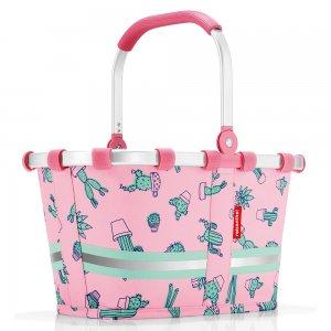 Корзина детская Carrybag XS cactus