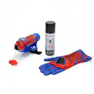Перчатка человека паука (с паутиной)