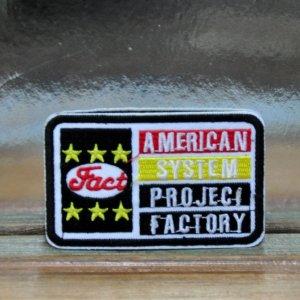 "Нашивка ""Project Factory"""