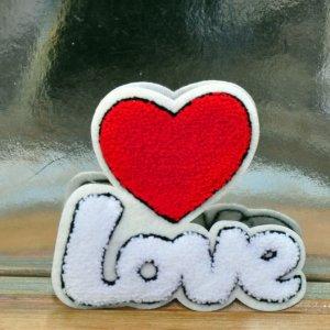 "Нашивка ""Love"""