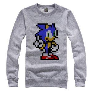 """Свитшот """"Pixel Sonic"""""""