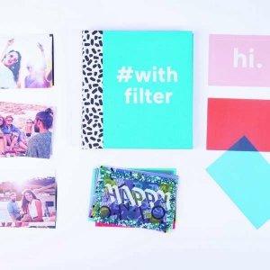 Фотоальбом с фильтрами
