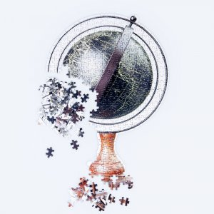 Пазл Globe