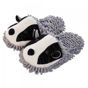 Тапочки  Badger Fuzzy Friends