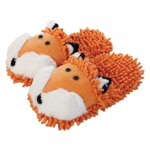 Тапочки  Fox Fuzzy Friends