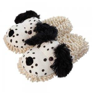 Тапочки Dalmation Fuzzy Friends