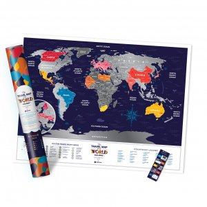Карта Travel Map Holiday World