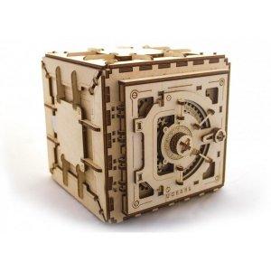 3D-пазл UGEARS Сейф
