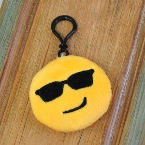 "Брелок-смайлик Emoji ""Sunglasses Emoji"""