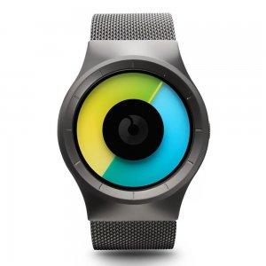 Часы ZIIIRO Celeste Gunmetal - Colored